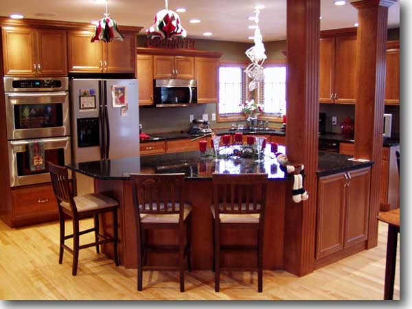 Kitchens - adamsconstruction.